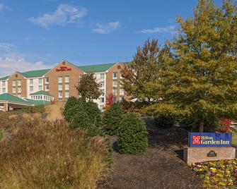 Hilton Garden Inn Washington DC/Greenbelt - Greenbelt - Building