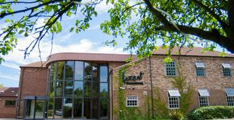Lazaat Hotel - Hull - Edificio