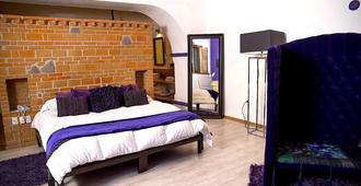 El Sueño Hotel & Spa - Puebla City - Bedroom