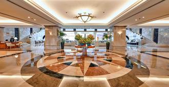 Lotte Hotel Saigon - הו צ'י מין סיטי - לובי