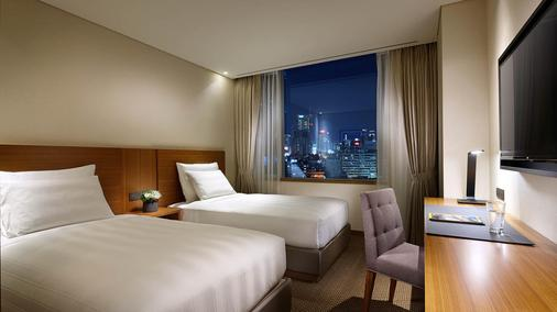 Lotte City Hotel Myeongdong - Seoul - Bedroom