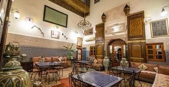 Dar Tahri - Fez - Nhà hàng