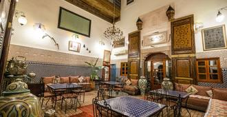 Dar Tahri - Fez - Restaurante