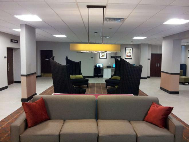 SureStay Plus Hotel by Best Western Albany Airport - Albany - Lobby