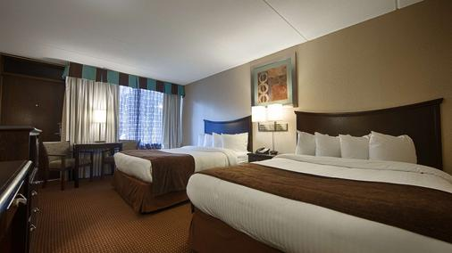 SureStay Plus Hotel by Best Western Albany Airport - Albany - Habitación
