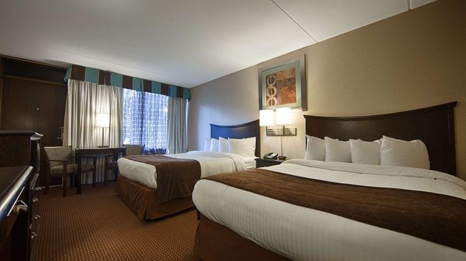 SureStay Plus Hotel by Best Western Albany Airport - Όλμπανι - Κρεβατοκάμαρα