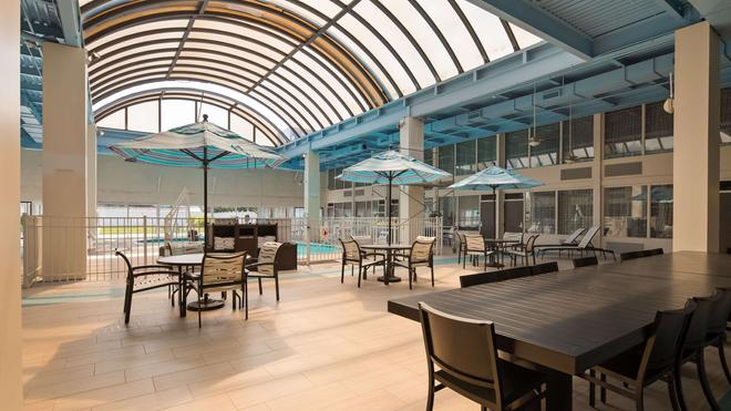 SureStay Plus Hotel by Best Western Albany Airport - Albany - Restaurant