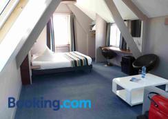 Hôtel Des Rochers - Perros-Guirec - Bedroom