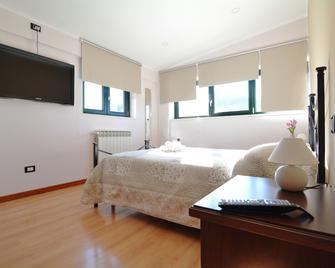 B&B Culla Dell'Aquila - L'Aquila - Bedroom