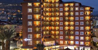 Villa Moonflower Aparts & Suites - Alanya - Κτίριο