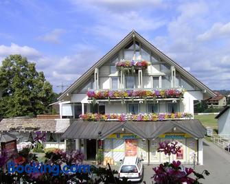 Schwarzwald-Pension Fechtig - Ühlingen-Birkendorf - Gebouw