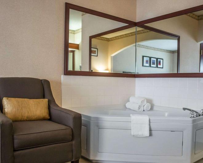 Comfort Suites Southwest - Πόρτλαντ - Μπάνιο