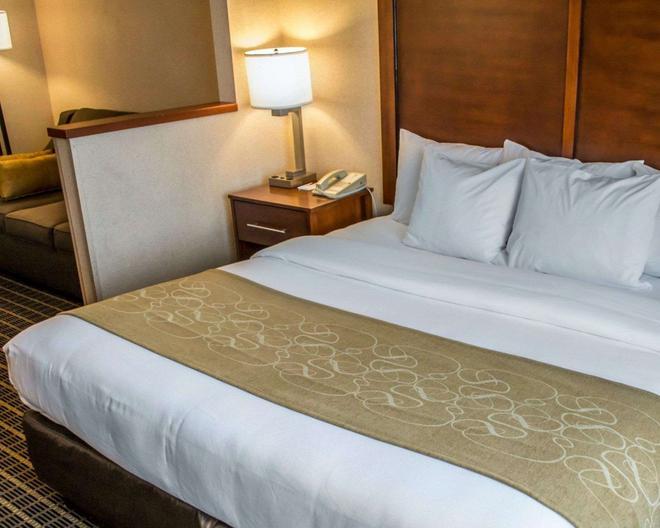 Comfort Suites Southwest - Πόρτλαντ - Κρεβατοκάμαρα