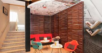 Ibis Saarbrücken City - Saarbruecken - Lounge