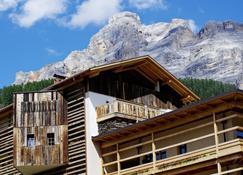 Lagació Hotel Mountain Residence - San Cassiano/St. Kassian - Building