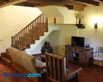 Complejo Rural Las Palomas - Jerte - Sala de estar