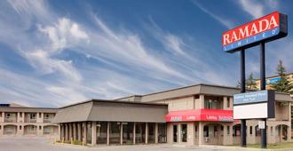 Ramada Limited Calgary Northwest - Calgary - Edificio