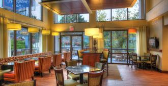 Hampton Inn Gatlinburg - Gatlinburg - Restaurante