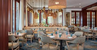 奇卡水療小屋酒店 - 伊斯拉摩拉達 - 伊斯拉莫拉達 - 餐廳