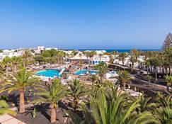 H10 Suites Lanzarote Gardens - Costa Teguise - Piscina