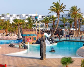 H10 Suites Lanzarote Gardens - Коста-Тегісе - Pool