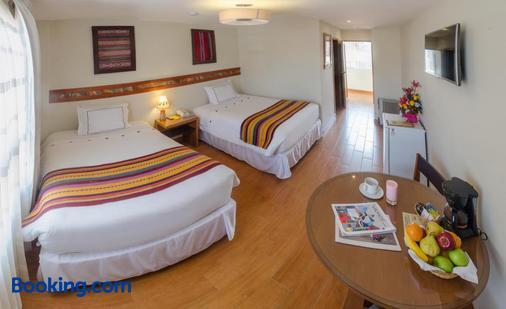 Hotel Taypikala Cusco - Cuzco - Habitación