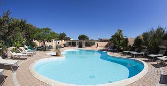Villa Giulia - Lampedusa - Pool