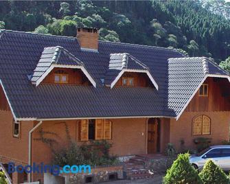 Pousada Serras De Monte Verde - Monte Verde - Gebouw