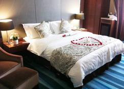 Jinjiang Metropolo Hotel - Hefei Baohe - Hefei - Bedroom
