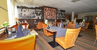 Fletcher Hotel-Restaurant De Zeegser Duinen - Zeegse - Restaurante