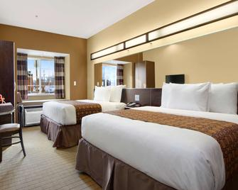 Microtel Inn & Suites by Wyndham Shelbyville - Shelbyville - Ložnice