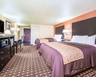 橋普林戴斯酒店 - 加普林 - 喬普林 - 臥室