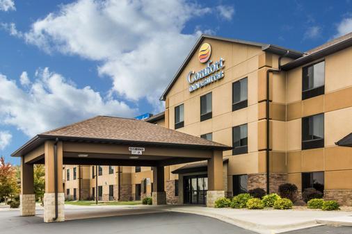 Comfort Inn & Suites - Mitchell - Rakennus