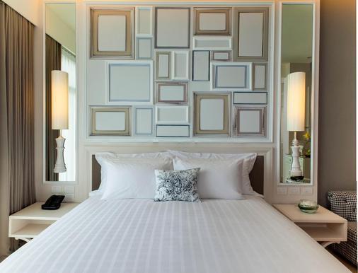 曼谷沙吞U飯店 - 曼谷 - 臥室
