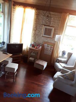 Voorhuis - Paterswolde - Living room