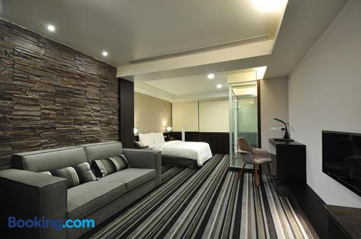 Sun Sweet Hotel - Yilan City - Bedroom