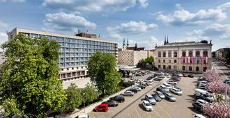 Best Western Premier Hotel International Brno - Brno - Bangunan