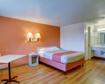 Motel 6 Springfield-Chicopee - Chicopee - Спальня