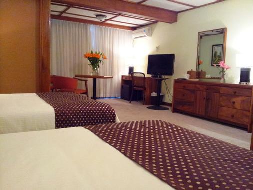Hotel Villa Tournon - Σαν Χοσέ - Κρεβατοκάμαρα