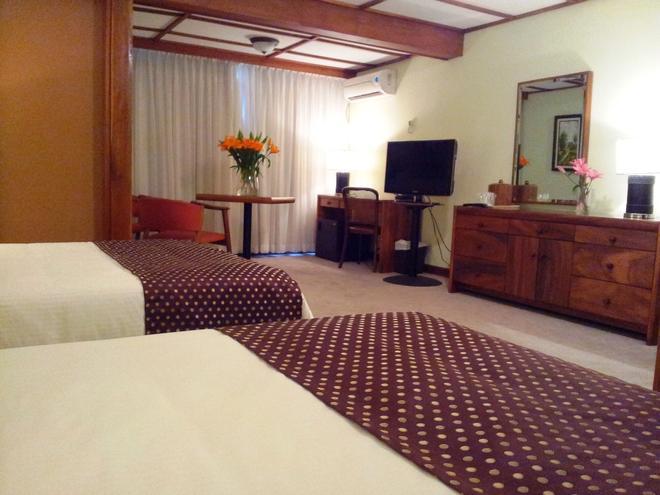 Hotel Villa Tournon - San José - Bedroom
