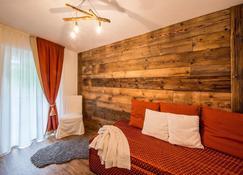 Hotel Sassleng - Canazei - Rakennus