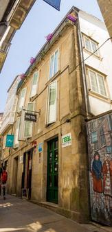 Hotel Real - Santiago de Compostela - Toà nhà
