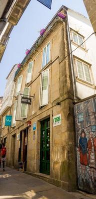 Hotel Real B & B - Santiago de Compostela - Κτίριο