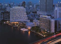Shangri-La Hotel, Bangkok - Bangkok - Outdoor view