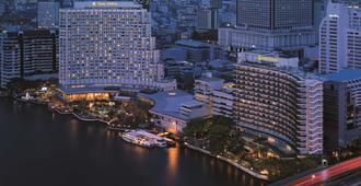 Shangri-La Bangkok - בנגקוק - נוף חיצוני