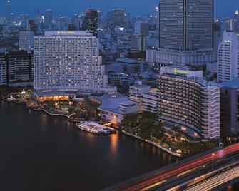 Shangri-La Hotel, Bangkok - Bangkok - Vista del exterior