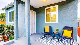Grant Hill By Avantstay | Sd Home That Sleeps 8 - San Diego - Patio