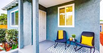 Grant Hill By Avantstay   Sd Home That Sleeps 8 - סן דייגו - פטיו