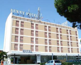 Benny Hotel - Catanzaro - Edificio