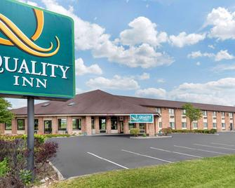 Quality Inn Washington Court House - Jeffersonville - Gebäude